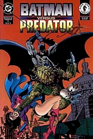Batman Versus Predator II : Bloodmatch, issue #3 of 4, cover
