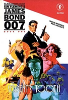 James Bond Serpent's Tooth, Book One, cover