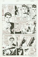 James Bond Serpent's Tooth Book Book One, page 21