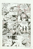 James Bond Serpent's Tooth, Book Two, page 6