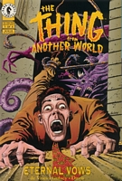 The Thing From Another World issue #1, cover