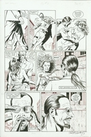 The Thing From Another World, issue #3, page 8, b&w