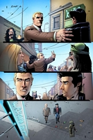 The New Rook, second miniseries, issue #1 page 4