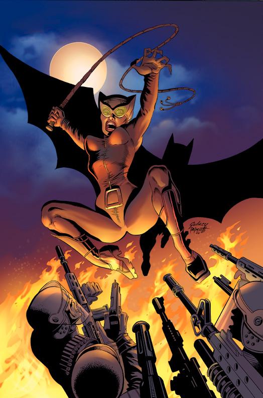 chicas DC  comics
