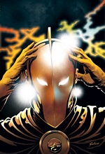 Dr Fate, issue #1, cover