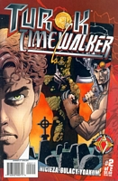 Turok - Timewalker, issue #2 of 2, cover