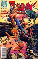 Turok, issue #31, cover