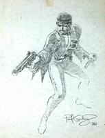 Sabre, Covention sketch, 1980