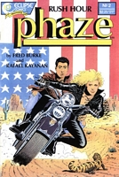 Phaze, issue #2, cover