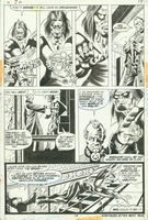 Issue #20, page 20, black & white
